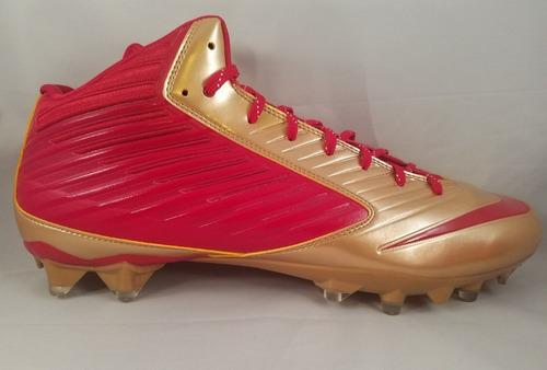 Chuteira De Futebol E Futebol Americano Nike Vapor S Dourada 9d15a3e1f5e0e