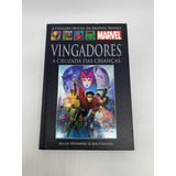 Graphic Novel Marvel - Vingadores A Cruzada Das Criancas