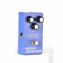 Pedal Axcess By Giannini Vintage Compressor