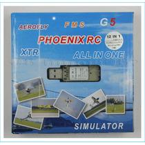 Simulador De Vôo Rc - 12 In 1 - Phoenix, Realflight E Outros