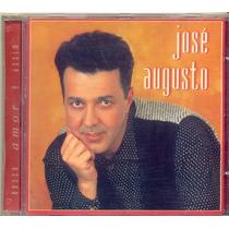 Cd José Augusto - Nosso Amor É Assim - 1996