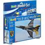 Revell 64844 Model Set Lockheed Martin F-16c Solo Türk 1/72 Original
