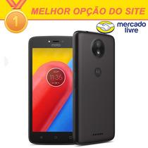 Novo Motorola Moto C 8gb 4g Dual Chip Xt-1750 Original