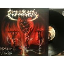 Lp Vinil Sepultura Morbid Visions Novo Lacrado