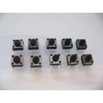 Microchaves Dos Botões Teclado Roland E-66 Kit C/10 Peças