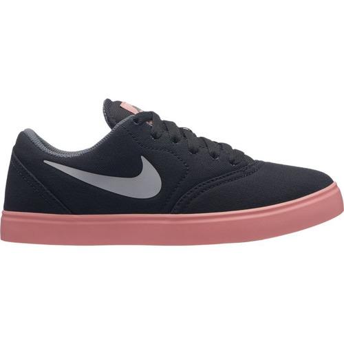 Tênis Nike Sb Check Cnvs Infantil Feminino. R  209.9 2f786134b667c