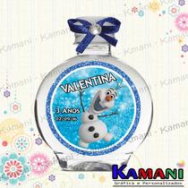 50 Garrafinhas Água Personalizada - Lembrancinhas