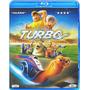 Blu-ray Turbo Animação Dreamworks Original Lacrado