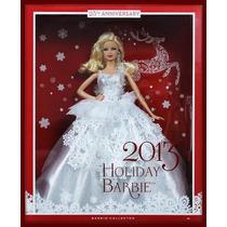 Barbie Holiday - 2013 - Loira - Mattel