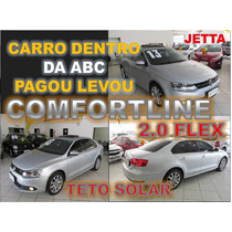 Jetta Comfortline Com Teto Solar Ano 2013 - Financio