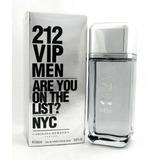 Perfume 212 Vip Men Carolina Herrera 200ml Importado Adipec