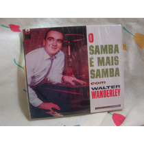 Walter Wanderley O Samba É Mais Samba Cd Lacrado Instrumenta