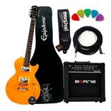 Guitarra Les Paul Slash EpiPhone Special 2 Kit Completo