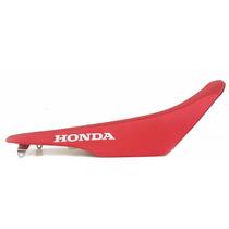Banco Vermelho De Moto Honda Crf 250r/450r 04-12 Original