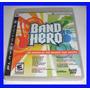 Band Hero Ps3 Playstation 3 Guitar Hero Guitarra Bateria