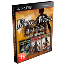 Jogo Prince Of Persia Trilogy - Ps3 Ubisoft