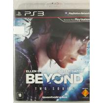 Beyond Two Souls Edição Legendado Pt-br Ps3