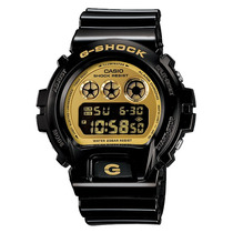 Relógio Casio G-shock Dw 6900cb 1ds 200 Mt Cronometro Alarme