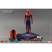 Abaixou Hot Toys Spider Man Espetacular Homem Aranha 2