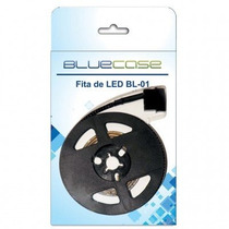 Fita Led Flexível Bluecase Blister Bl-01 Azul Para Pc Tuning