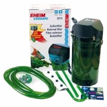 Filtro Canister Eheim Classic 2213 440 L/h - 110v - Pet Hobb