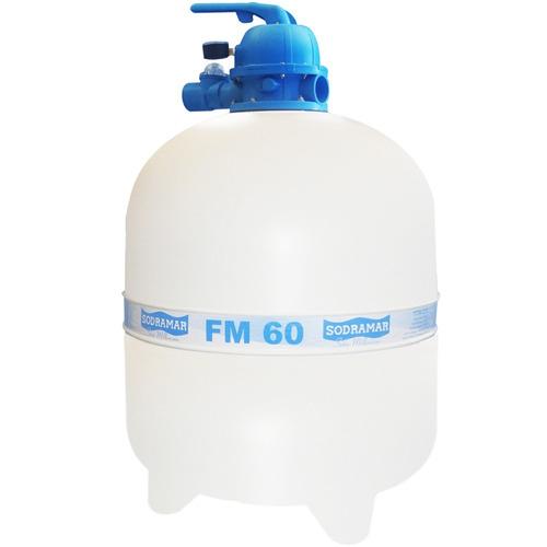 Filtro sodramar fm60 piscinas at l r 889 15veri for Filtros piscinas precios