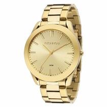 Relógio Technos Classic-steel Feminino Dourado 2035lrp/4x