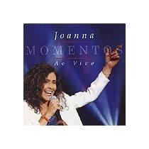 Cd Joanna Momentos Ao Vivo