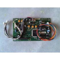 Placa Controladora ( Unidade Óptica ( Neo Geo Cd...