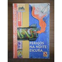 Livro Perigos Na Noite Escura Álvaro Cardoso Gomes