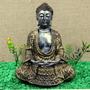 Buda Hindu Tailandes Estatueta Decorativo Em Resina