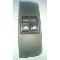 Tecla Interruptor Botao Vidro Eletrico Palio Novo Moldura