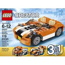 Lego Creator 3 Em 1 Sunset Speeder 31017