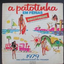 Lp A Patotinha Em Férias Discotheque 1979 Vg+