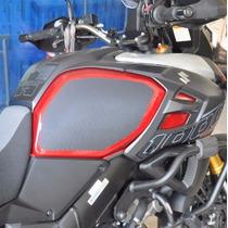 Adesivo Protetor Lateral Tanque Moto Suzuki Dl 1000 V Strom