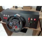 Painel Button Box 16 Funções Euro Truck G27 G29 G920 Mod14