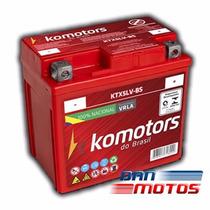 Bateria Moto Titan Fan 125 150 Ks 12v 4ah