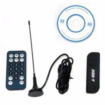 Receptor Tv Digital Stick Usb Com Controle Remoto