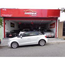 Audi A1 2013 Branca 1.4 Tfsi 32000 Km Impecável