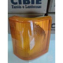 Lanterna Dianteira D-20 93 Ambar Original Cibie