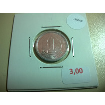 Moeda Japão 1 Yen - Lt0569