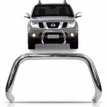 Parachoque Impulsão Quebra Mato Nissan Frontier 2008 A 2015