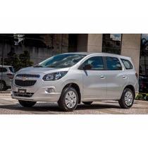 Chevrolet Spin Ltz 7s 1.8 (aut) (flex) 2016/2016