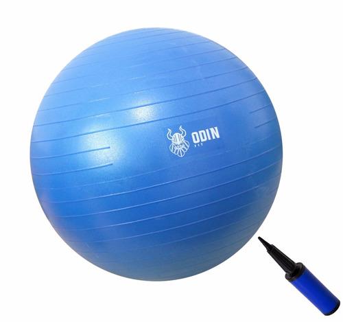 Bola Pilates Suiça Yoga Abdominal Gym Ball 65cm Bomba Grátis 593f142516fb8