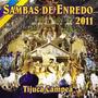 Cd-sambas De Enredo Do Rj-especial-2011-tijuca Campeã Original