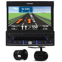 Dvd Positron Sp6861 Nav + Camera De Ré Gps Dtv Bluetooth Usb