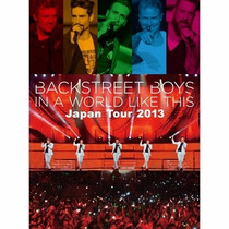 Backstreet Boys Japan Tour Dvd