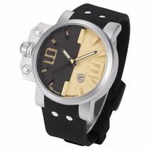 Relógio Shark Salmon Series Stainless - Original - No Brasil