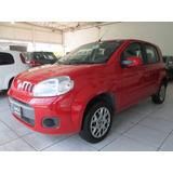 Fiat Uno Vivace Completo Zero De Entrada + 60 X 799,00 Fixas