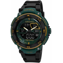 Relógio Mormaii Masculino Mo13611n/8d.